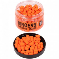 Pellet  6mm Chocolate Orange RINGERS