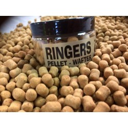 Pellet Wafters 6mm RINGERS - 100gr