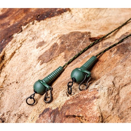 EXTRA CARP LEAD CORE SYSTEM WITH SAFETY SLEEVES