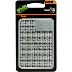 Fox Edges Pellet Pegs   11mm