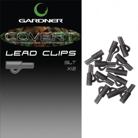 GARDNER Covert Lead Clips GREEN