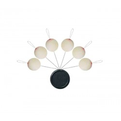 SERT X-TREND PHOSPHORESCENT ROUND FLOAT Nº4
