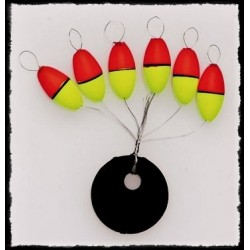 CARSON FLOAT STOPPER BICOLOR