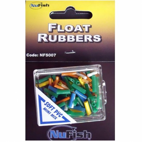NUFISH Float Rubbers