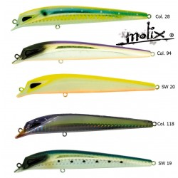Molix DM 120 Flating Darter Minnow