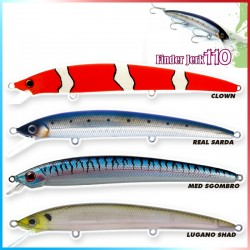 Finder 110 jerkbait slow sinking Molix