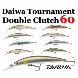Daiwa Tournament Double Clutch 60