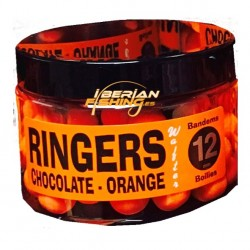 RINGERS ORANGE WAFTER 12mm