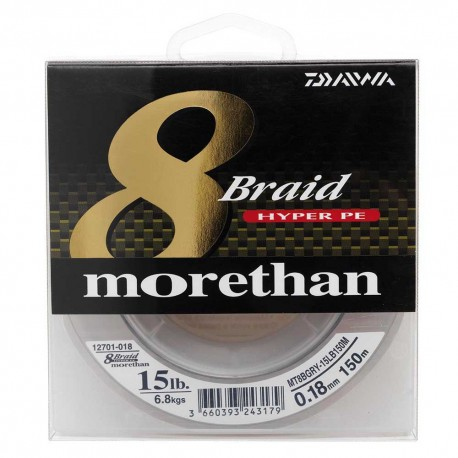 Daiwa Morethan 8 Braid 150