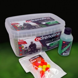 ADRENALINE Method Mix & Go Green Betaine Boost